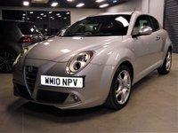 2010 ALFA ROMEO MITO 1.6 VELOCE JTDM 3d 120 BHP £3659.00