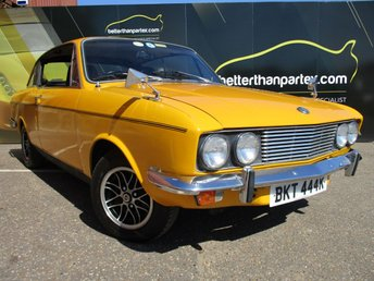 1972 SUNBEAM RAPIER 1.7 1700 2d FASTBACK GREAT INVESTMENT OPPORTUNITY CLASSIC CAR £7950.00