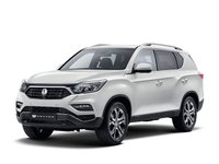 USED 2019 19 SSANGYONG REXTON 2.2 ULTIMATE AUTO  BRAND NEW + SABIA BEIGE + HOT/COLD SEATS + 360 CAMERA + NAV