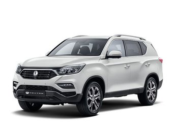 2019 SSANGYONG REXTON 2.2 ULTIMATE AUTO  £38995.00
