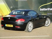 USED 2010 10 BMW Z4 2.5 Z4 SDRIVE23I ROADSTER CONVERTIBLE 2d 201 BHP No Deposit Finance & Part Ex Available