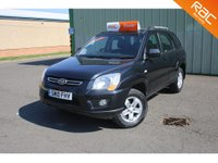 USED 2010 10 KIA SPORTAGE 2.0 XS CRDI 5d 138 BHP FINANCE AVAILABLE