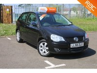 USED 2009 58 VOLKSWAGEN POLO 1.4 MATCH 3d AUTO 79 BHP TIMIMG BLET + WATER PUMP DONE
