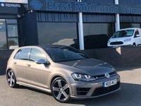 2015 VOLKSWAGEN GOLF 2.0 R DSG 5d AUTO 298 BHP £19450.00