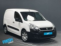 USED 2017 67 PEUGEOT PARTNER 1.6 BLUE HDI PROFESSIONAL L1  * 0% Deposit Finance Available