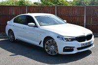 USED 2018 BMW 5 SERIES 2.0 520D M SPORT 4d AUTO 188 BHP