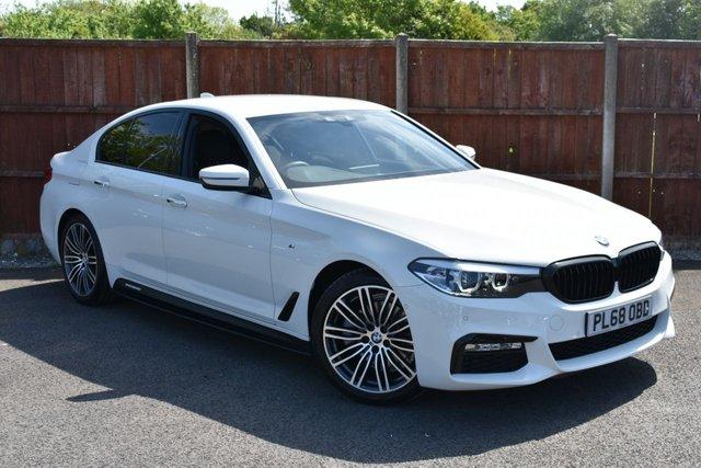 2018 BMW 5 SERIES 2.0 520D M SPORT 4d AUTO 188 BHP M SPORT PLUS PACK