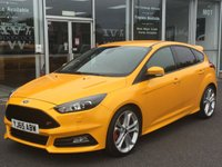 2015 FORD FOCUS 2.0 ST-3 5DR 247 BHP £14990.00