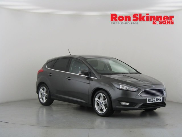 View our 2017 67 FORD FOCUS 1.0 ZETEC EDITION 5d 124 BHP