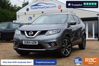 USED 2014 64 NISSAN X-TRAIL 1.6 DCI TEKNA 5d 130 BHP ESTATE
