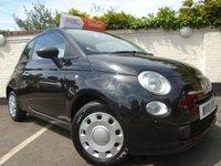 2010 FIAT 500 1.2 POP 3d 69 BHP £3699.00
