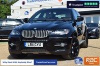 USED 2011 11 BMW X6 3.0 XDRIVE40D 4d AUTO 302 BHP