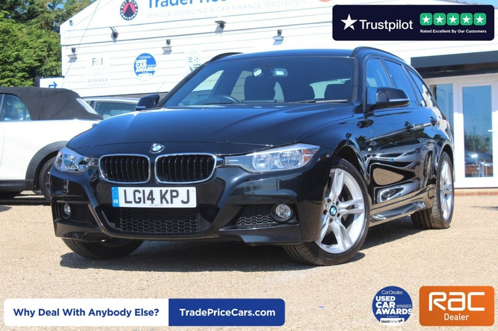 2014 Bmw 3 Series 320d Xdrive M Sport Touring 13 995