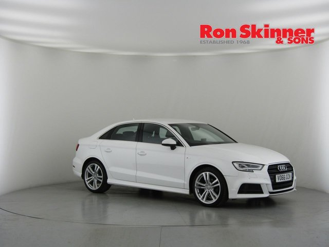 View our 2016 66 AUDI A3 1.6 TDI S LINE 4d 109 BHP