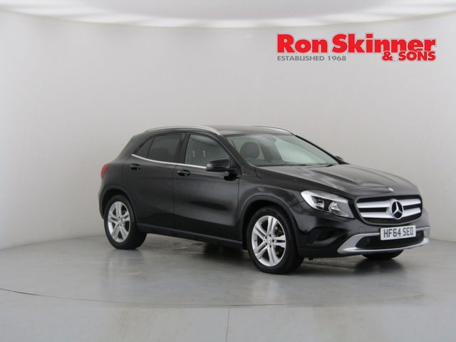View our 2014 64 MERCEDES-BENZ GLA-CLASS 2.1 GLA220 CDI 4MATIC SE EXECUTIVE 5d AUTO 168 BHP