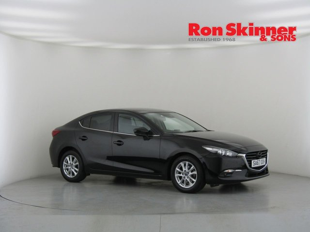 View our 2017 67 MAZDA 3 2.0 SE-L NAV 4d 118 BHP
