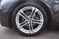 USED 2014 14 BMW 5 SERIES 2.0 520D M SPORT 4d AUTO 181 BHP NO DEPOSIT FINANCE AVAILABLE