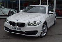 2014 BMW 5 SERIES 2.0 520D SE 4d 181 BHP £11890.00