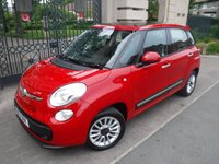 USED 2014 14 FIAT 500L 1.2 MULTIJET LOUNGE 5d 85 BHP *** FINANCE & PART EXCHANGE WELCOME *** £ 20 ROAD TAX  STOP/START PANORAMIC ROOF BLUETOOTH PHONE PARKING SENSORS AIR/CON CRUISE CONTROL