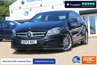 USED 2013 13 MERCEDES-BENZ A CLASS 2.1 A220 CDI BLUEEFFICIENCY AMG SPORT 5d AUTO 170 BHP