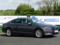 2017 VOLKSWAGEN PASSAT 2.0 SE BUSINESS TDI BLUEMOTION TECHNOLOGY 4d 148 BHP £14150.00