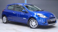 USED 2010 RENAULT CLIO 1.5 DYNAMIQUE DCI 3d 86 BHP