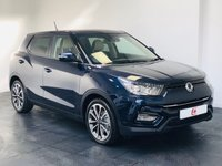 USED 2019 19 SSANGYONG TIVOLI 1.6 ULTIMATE AUTOMATIC