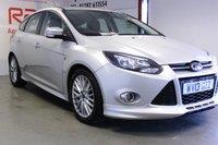 2013 FORD FOCUS 1.0 ZETEC S S/S 5d 124 BHP £5495.00