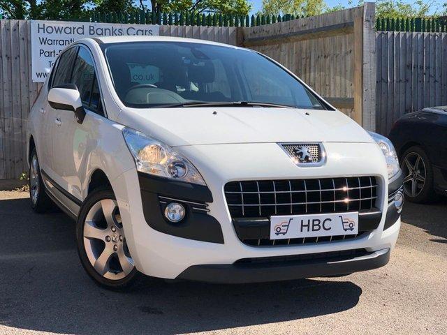 2013 13 PEUGEOT 3008 1.6 E-HDI ACTIVE 5d AUTO 115 BHP