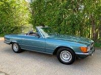 1982 MERCEDES-BENZ SL 5.0 500 SL 2d AUTO 231 BHP £16995.00