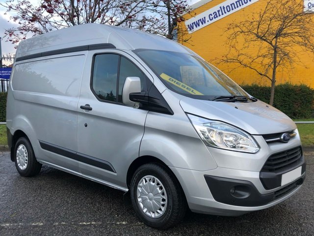 2015 15 FORD TRANSIT CUSTOM 2.2 310 TREND L1 [ MOBILE WORKSHOP ] HIGH ROOF TDCi 125 BHP