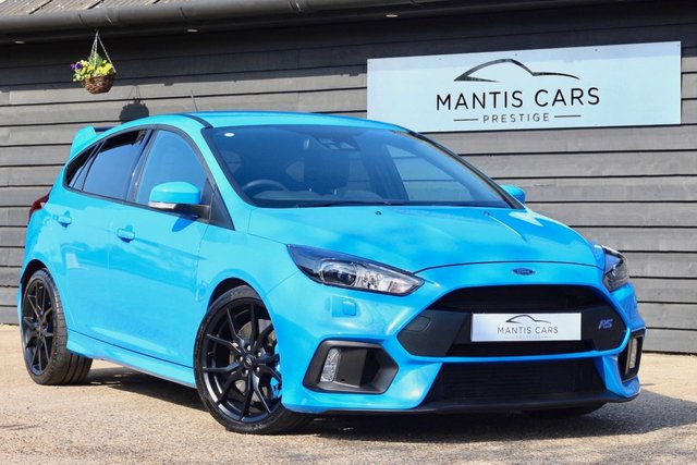 2017 R FORD FOCUS 2.3 RS 5d 346 BHP