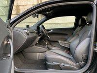 USED 2016 16 AUDI S1 2.0 S1 QUATTRO 3d 228 BHP BLACK PACK/LOW MILES/SAT NAV
