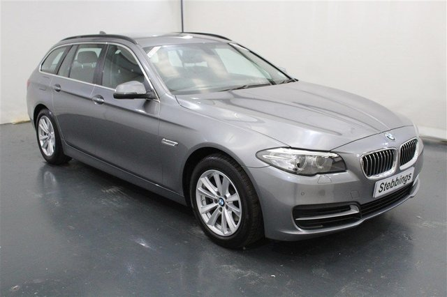 2015 65 BMW 5 SERIES 2.0 520D SE TOURING 5d AUTO 188 BHP