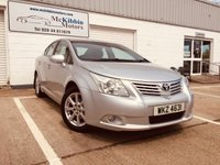 USED 2009 TOYOTA AVENSIS 2.0 TR D-4D