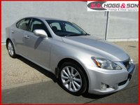 2009 LEXUS IS 2.2 220D SE 4dr 175 BHP **LOCAL OWNER VEHICLE** £3795.00