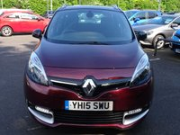 USED 2015 15 RENAULT GRAND SCENIC 1.5 LIMITED ENERGY DCI S/S 5d 110 BHP