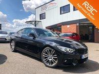 USED 2015 15 BMW 4 SERIES 2.0 428I SPORT 2d AUTO 242 BHP