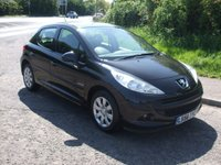 USED 2008 58 PEUGEOT 207 1.4 S Monaco AC 5 door Petrol Monaco leather trim. Low mileage.