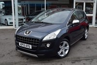 USED 2013 13 PEUGEOT 3008 1.6 ALLURE HDI FAP 5d 115 BHP FINANCE TODAY WITH NO DEPOSIT