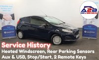 USED 2014 14 FORD FIESTA  VAN 1.6 TDCi ECONETIC 95 bhp in Blue with Service History, 2 Remote Keys, Rear Parking Sensors, Aux & USB and more **Drive Away Today** Over The Phone Low Rate Finance Available, Just Call us on 01709 866668**