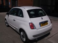 USED 2010 59 FIAT 500 1.2 LOUNGE 3d 69 BHP Lovely example of a 500. Drives lovely and only 2 former keepers. FSH and MOT until March 2020.