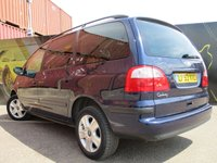USED 2004 53 FORD GALAXY 1.9 GHIA TDI 5d 115 BHP 7 SEATS 7 SEATER DIESEL Part exchange to clear