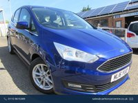 USED 2016 16 FORD C-MAX 1.5 ZETEC TDCI 5d AUTO 118 BHP Super condition Ford C Max Ex Motability One owner Full serviced P/X welcome Book a test drive Other models available