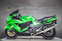 USED 2012 12 KAWASAKI ZZR1400 ABS  GOOD & BAD CREDIT ACCEPTED, OVER 600+ BIKES IN STOCK