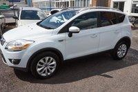 2011 FORD KUGA 2.0 TITANIUM TDCI AWD 5d 163 BHP £7499.00