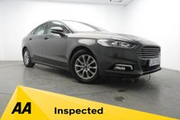 USED 2017 67 FORD MONDEO 2.0 TITANIUM ECONETIC TDCI 5d 148 BHP Sat Nav- Parking Sensors