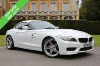 USED 2010 10 BMW Z4 2.5 Z4 SDRIVE23I M SPORT ROADSTER 2d 201 BHP
