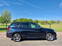 2016 BMW X5 3.0 M50D 5d AUTO 376 BHP £33995.00