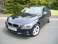 USED 2015 15 BMW 3 SERIES 2.0 318D SE 4d AUTO 141 BHP HUGE LIST PRICE SAVING, JUST 37,000 Miles with Full BMW Dealership Service History, High Specification!!
